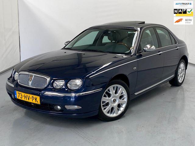 Rover 75 2.5 V6 Sterling / Aut / Schuifdak / Leder / NL Auto