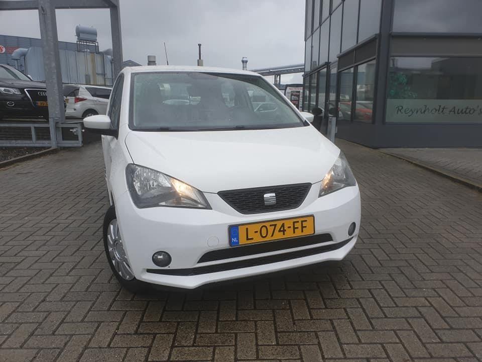 Seat Mii occasion - Autobedrijf Reijnholt