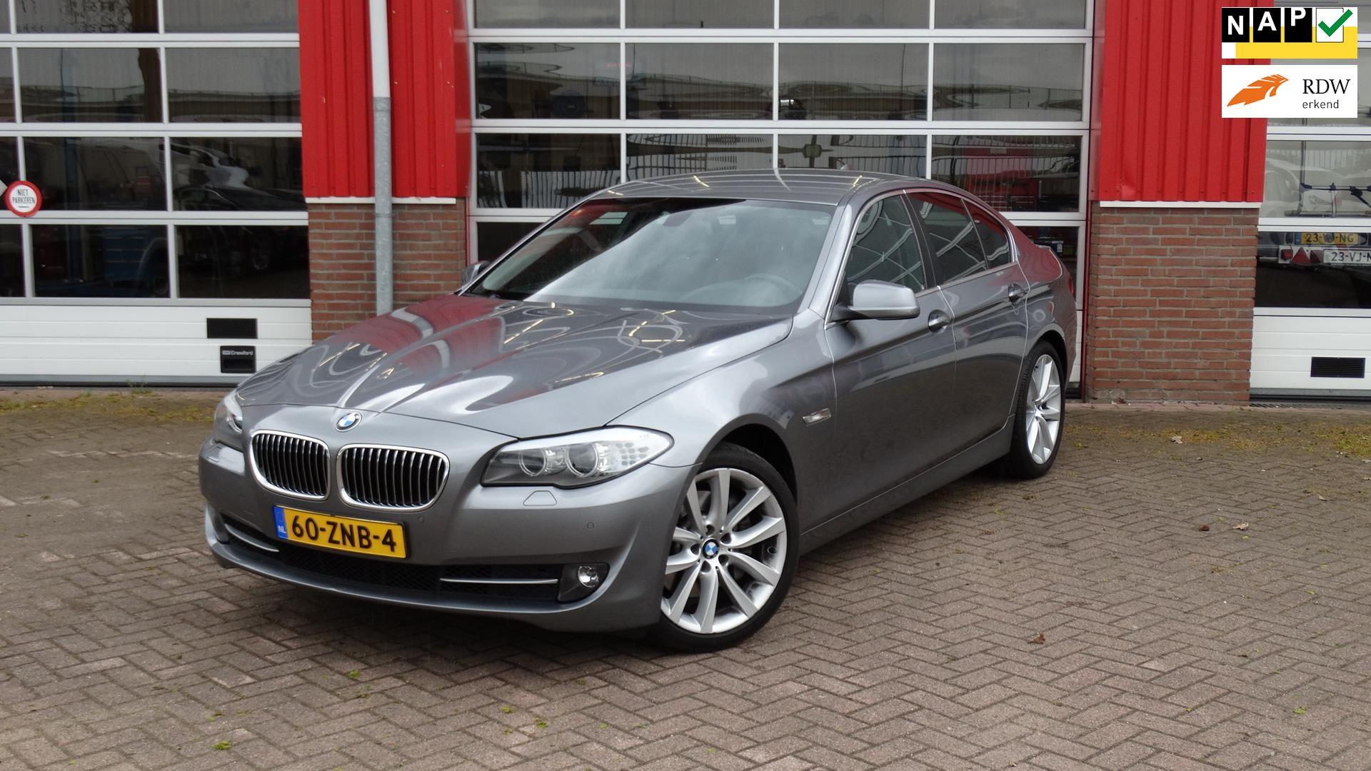 BMW 5-serie occasion - Autobedrijf Foolen