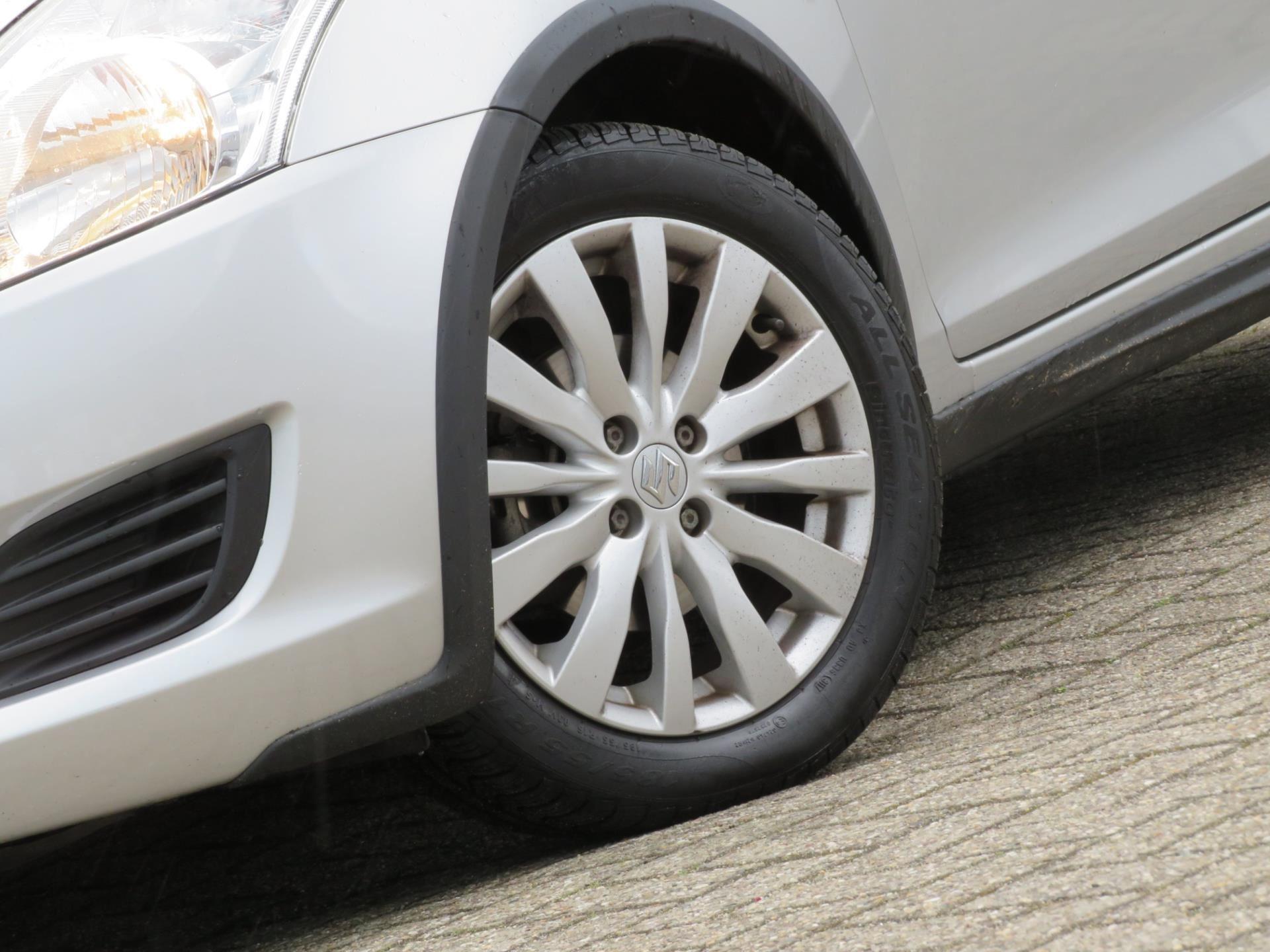 Suzuki Swift occasion - Autobedrijf H. Kroon Veenendaal B.V.