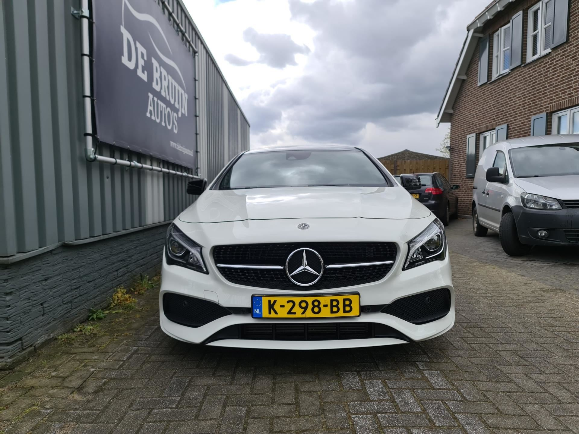Mercedes-Benz CLA-klasse occasion - De Bruijn Auto's