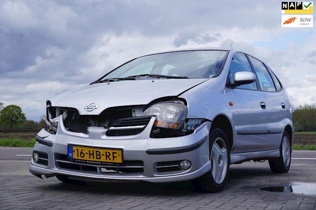 Nissan Almera Tino 1.8 Luxury, Trekhaak, Airco, VASTE PRIJS