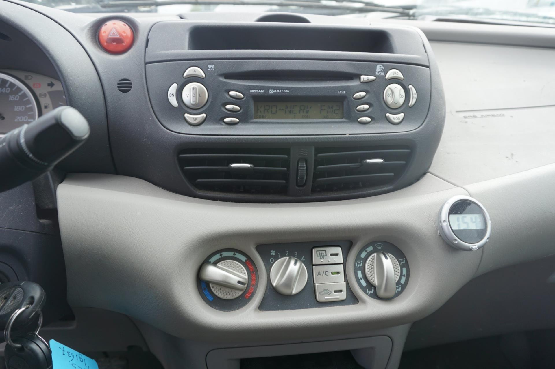 Nissan Almera Tino occasion - Autoservice Biest Houtakker