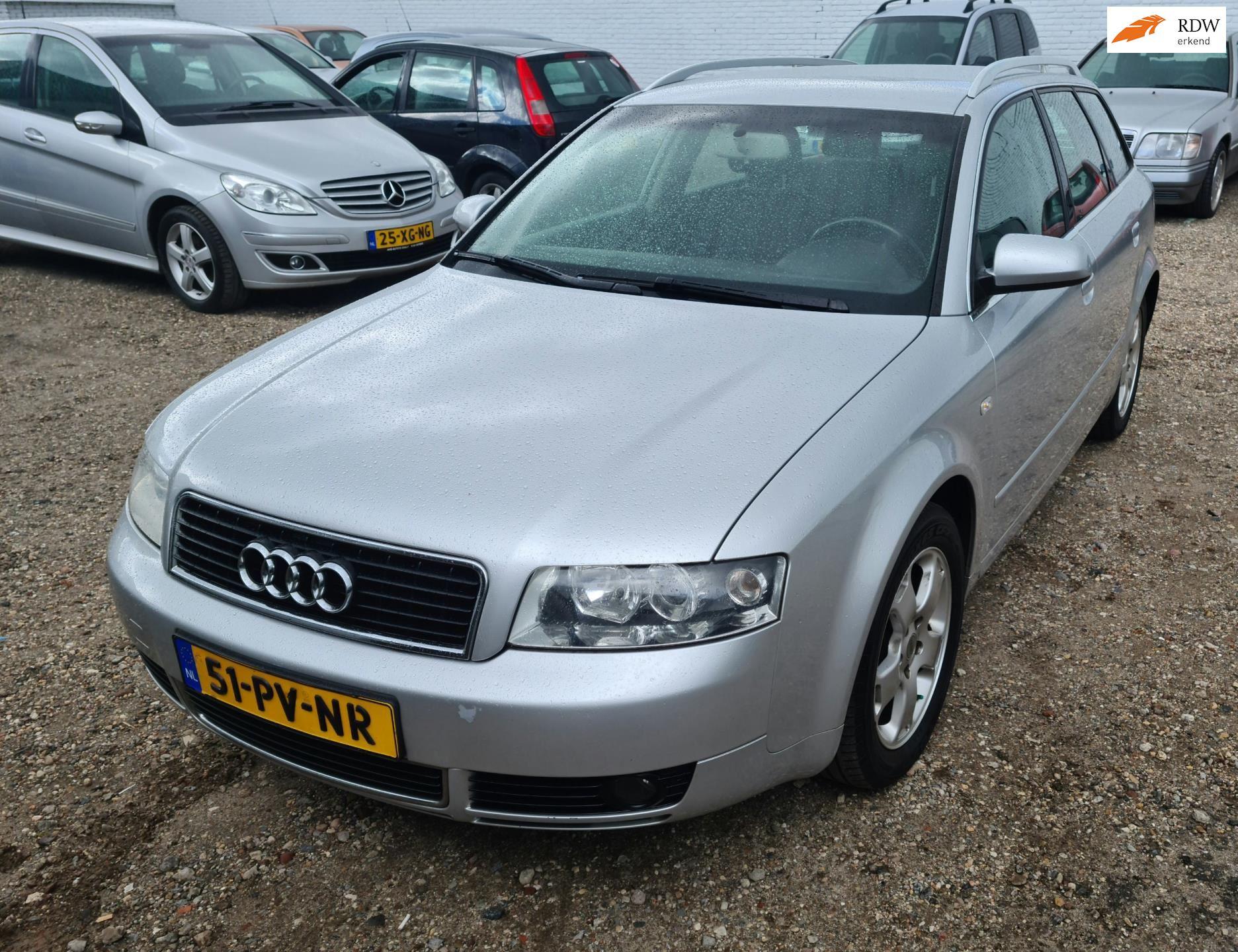 Audi A4 Avant occasion - DeAuto nl