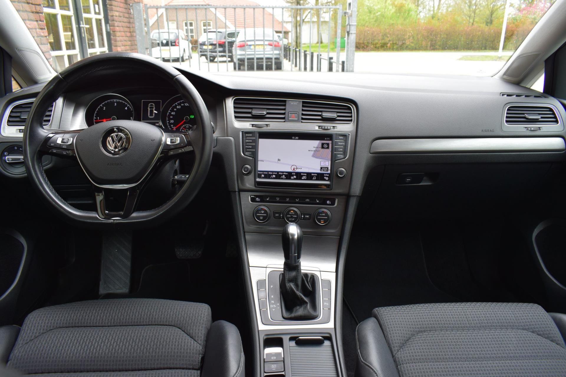 Volkswagen Golf Variant occasion - Autobedrijf van der Veen