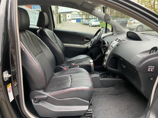 Toyota Yaris occasion - Autogarage Famillia