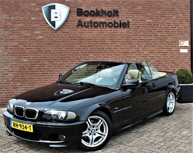 BMW 3-serie Cabrio 320Ci M-pakket, incl. EUR 1000,- groot onderhoud