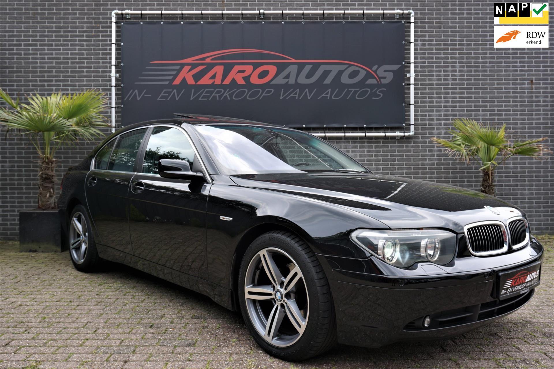 BMW 7-serie occasion - KARO Auto's