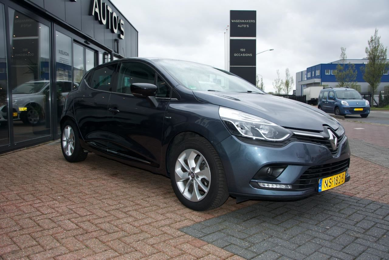 Renault Clio occasion - Wagenmaker Auto's