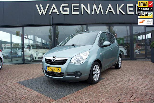 Opel Agila 1.2 Edition Aut|Airco|Electr pak|Cdv|DealerOH!