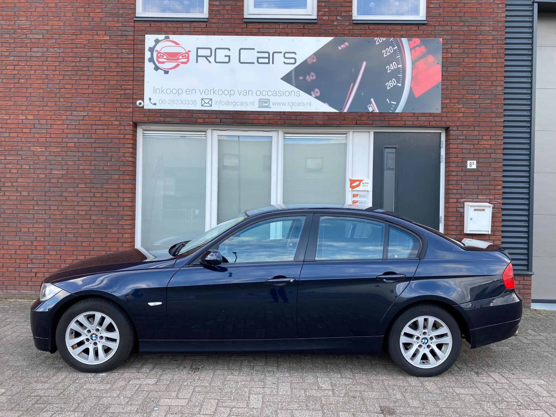 BMW 3-serie occasion - RG Cars