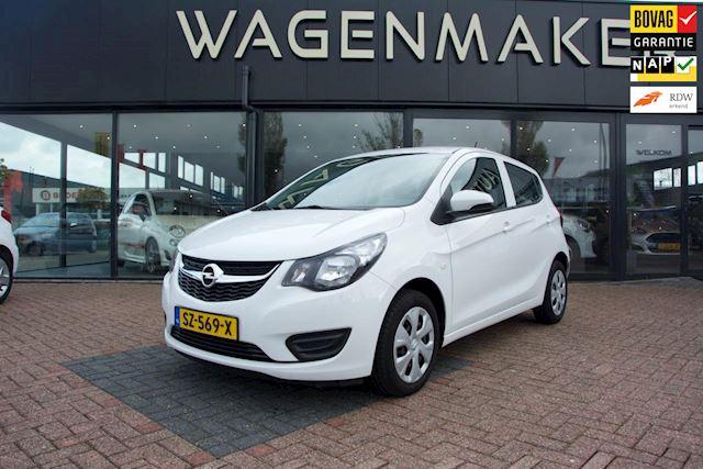 Opel KARL 1.0 ecoFLEX Edition Automaat|Airco|Cruise|Tel|NAP!