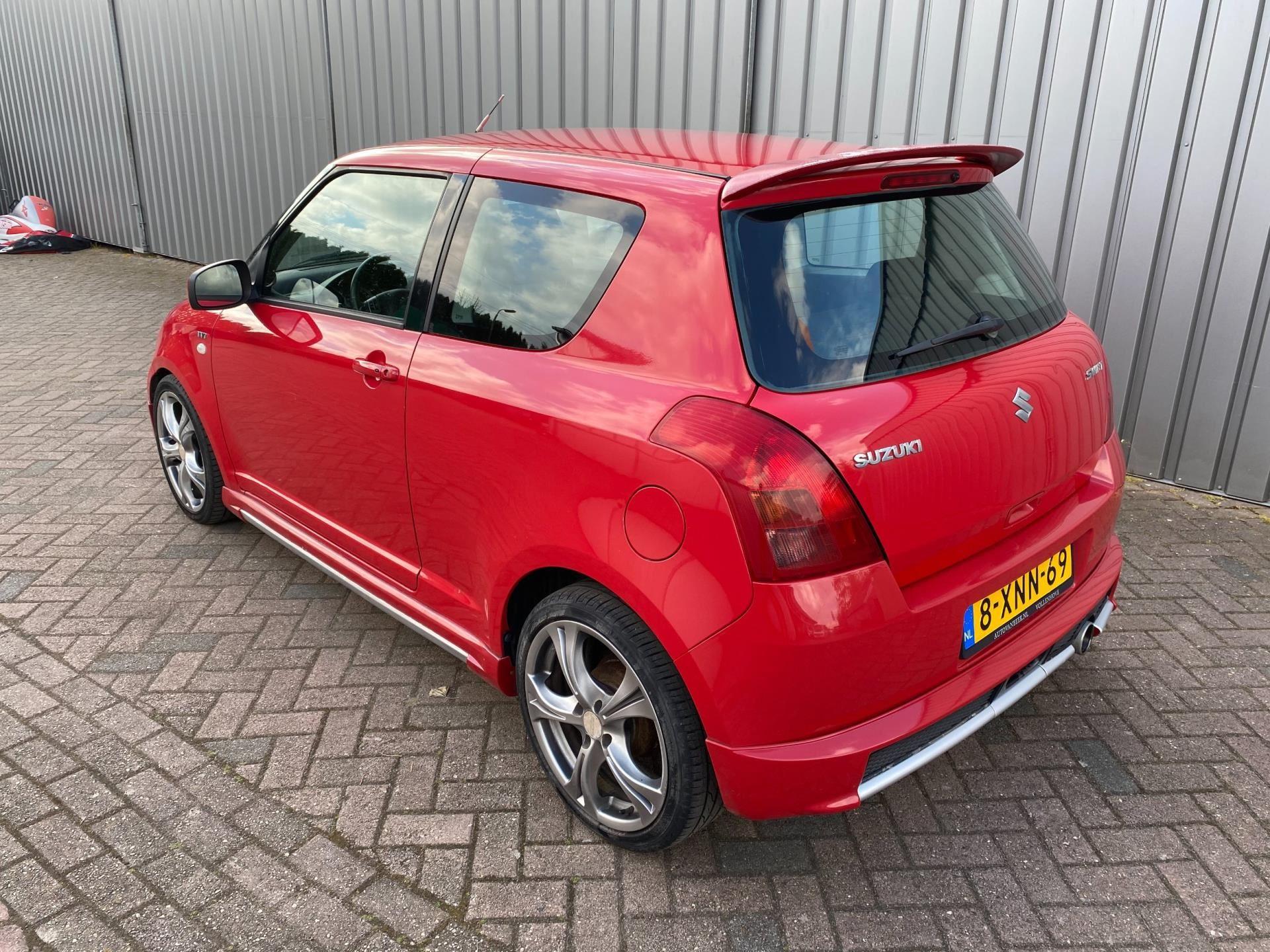 Suzuki Swift occasion - Auto van Beek