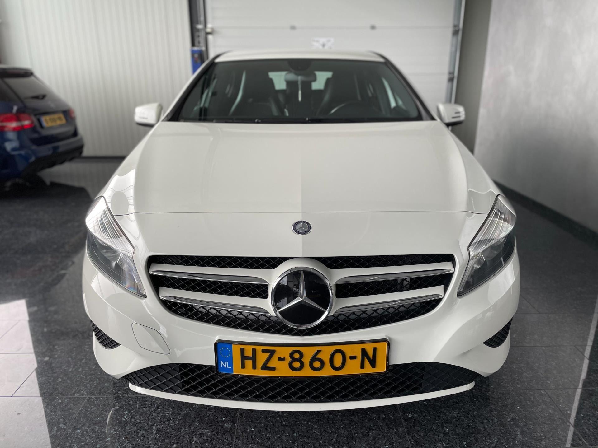 Mercedes-Benz A-klasse occasion - Sako Cars