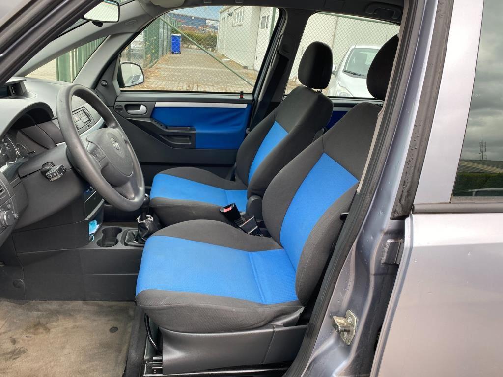 Opel Meriva occasion - JD Auto's