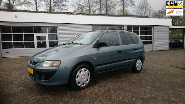 Mitsubishi Space Star 1.6 Family MET VOL JAAR A.P.K.