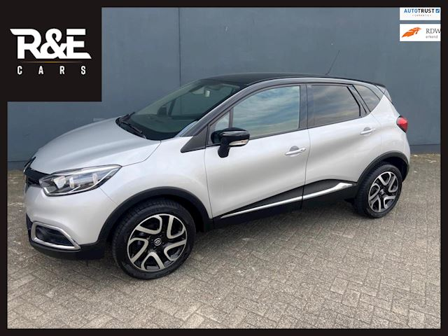 Renault Captur occasion - R&E Cars