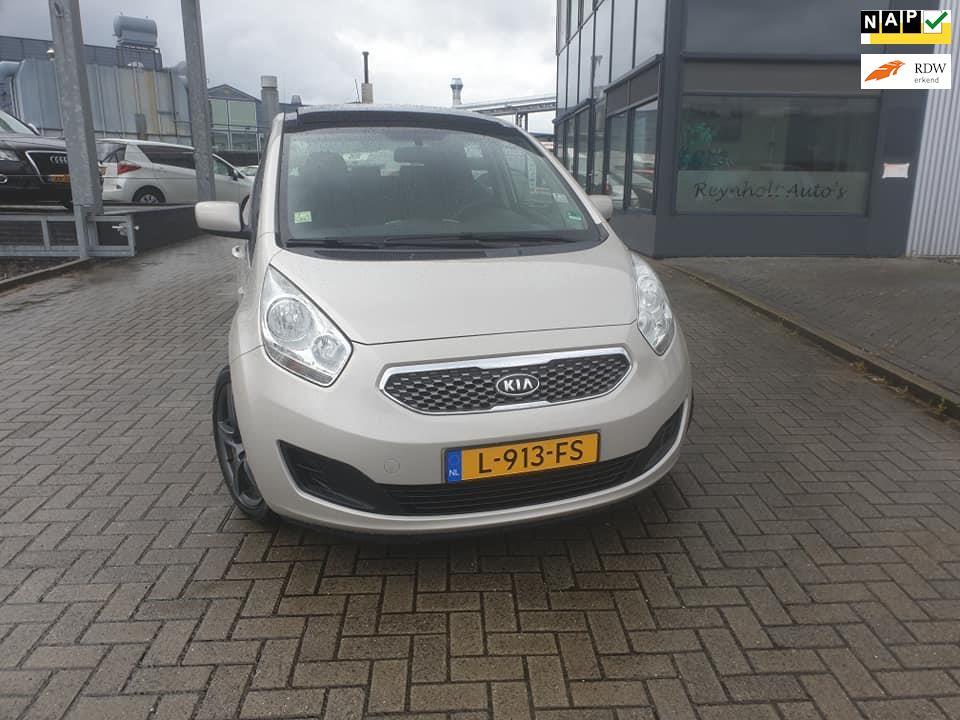 Kia Venga occasion - Autobedrijf Reijnholt