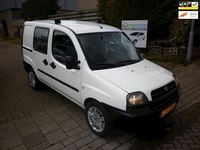 Fiat Doblò Cargo occasion - Autobedrijf in en verkoop auto's Evert van den Top