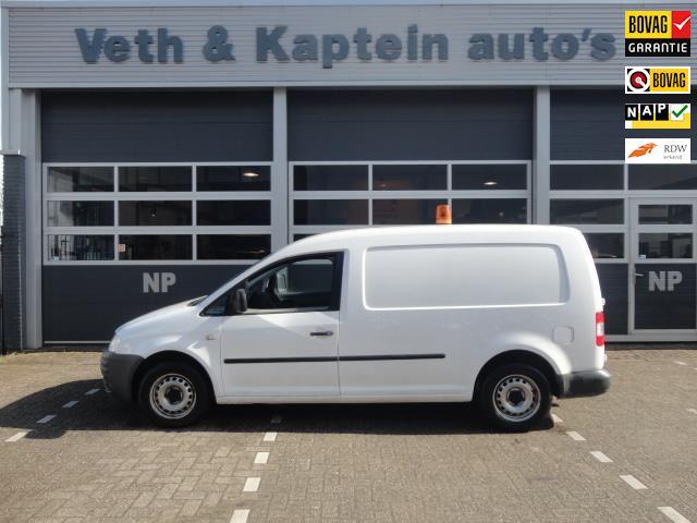 Volkswagen Caddy occasion - Veth & Kaptein Auto's B.V.