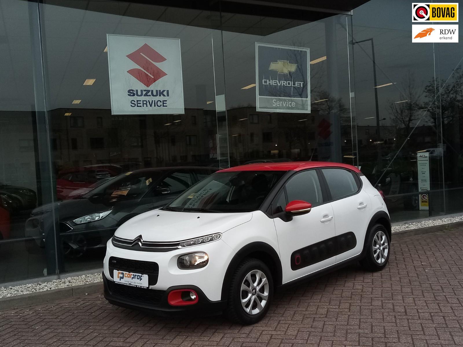 Citroen C3 occasion - Auto Centrum Leidschendam