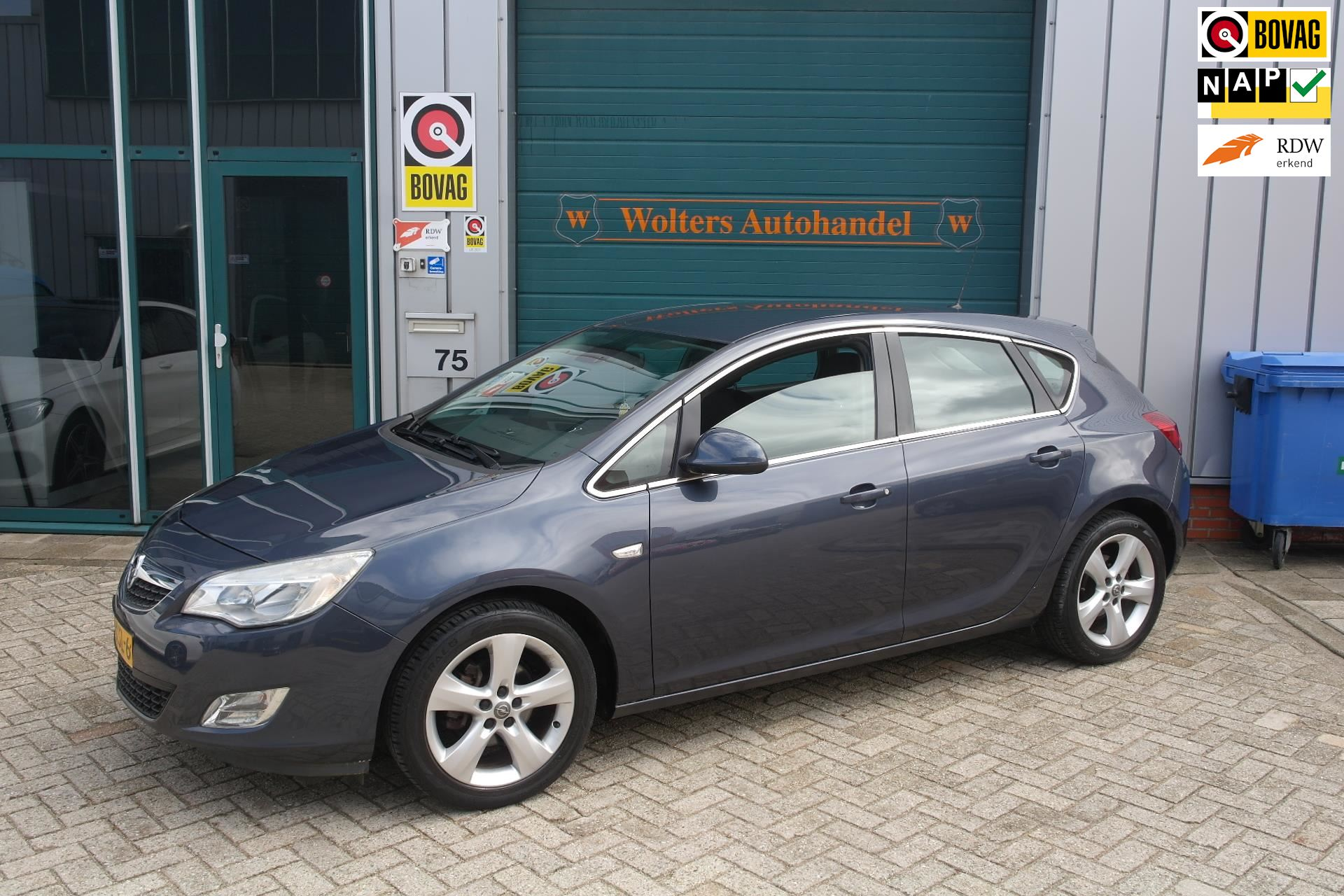 Opel Astra occasion - Wolters Autohandel