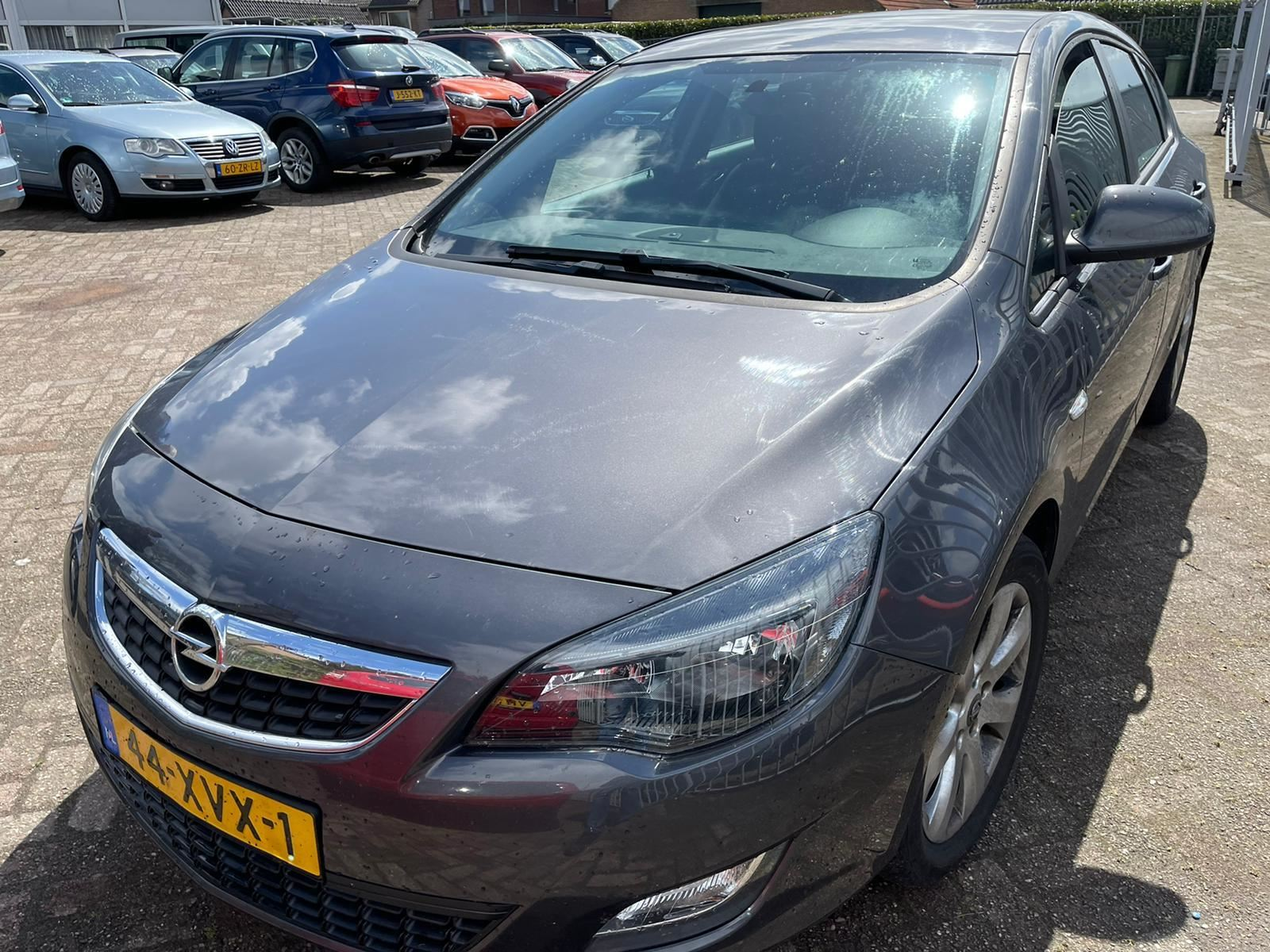Opel Astra occasion - DDM Export B.V.