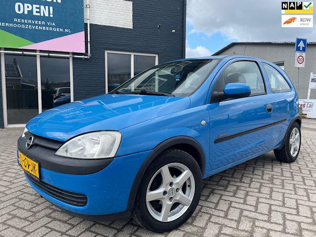 Opel Corsa 1.2-16V Comfort/APK 4-2022/NAP/VELGEN