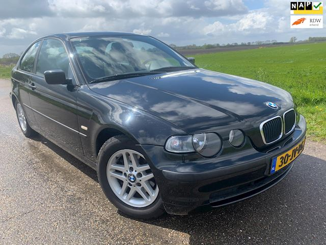 BMW 316i Compact AUT. 160.000km individual