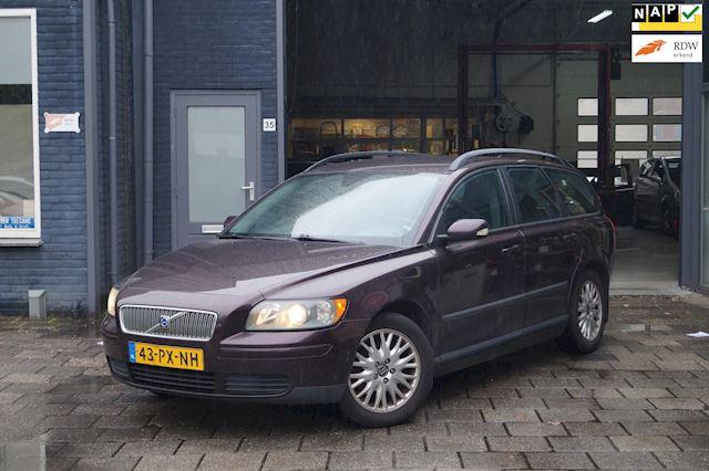 Volvo V50 1.8 Elite | Airco | Cruise | NW APK