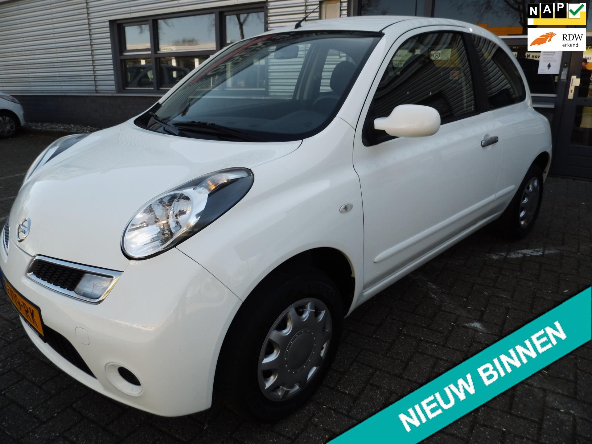 Nissan Micra occasion - Van Deursen Auto's