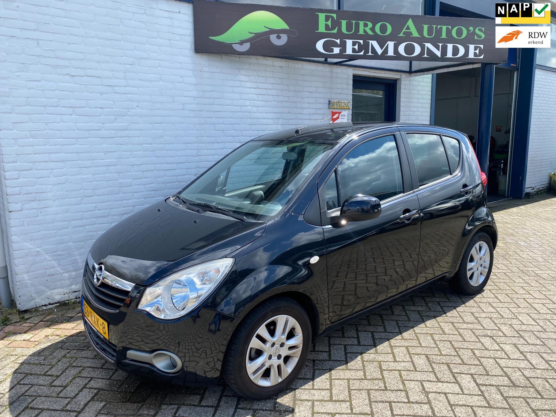 Opel Agila occasion - Euro Auto's Gemonde