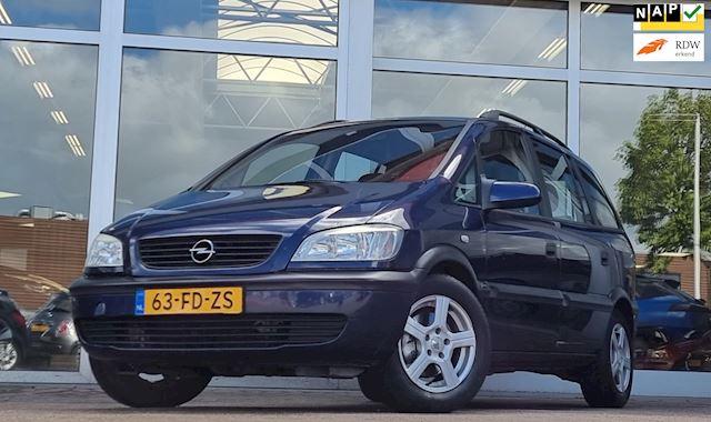 Opel Zafira 1.8i 16V Comfort Trekhaak APK 23-03-2022
