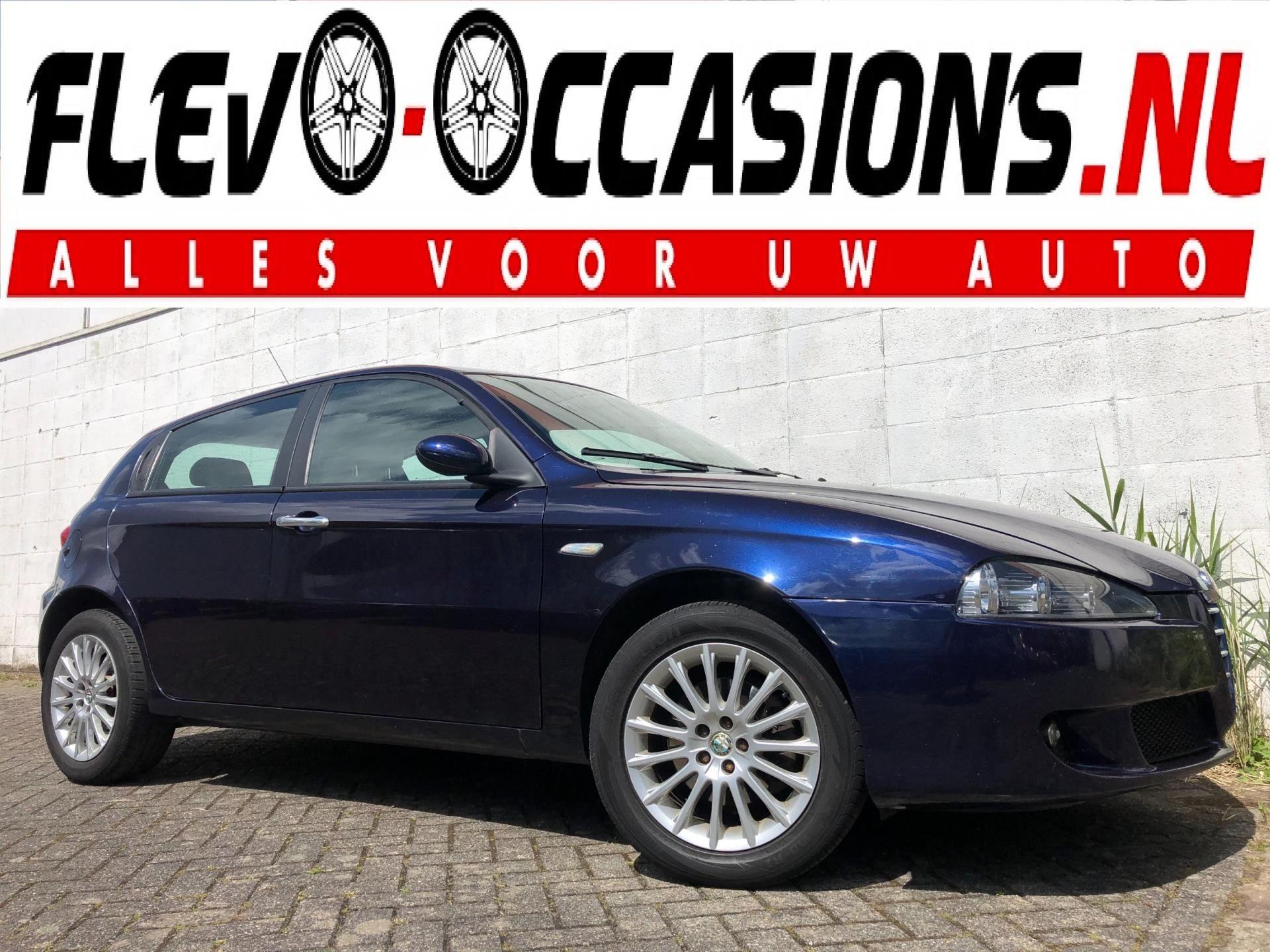 Alfa Romeo 147 occasion - Flevo Occasions