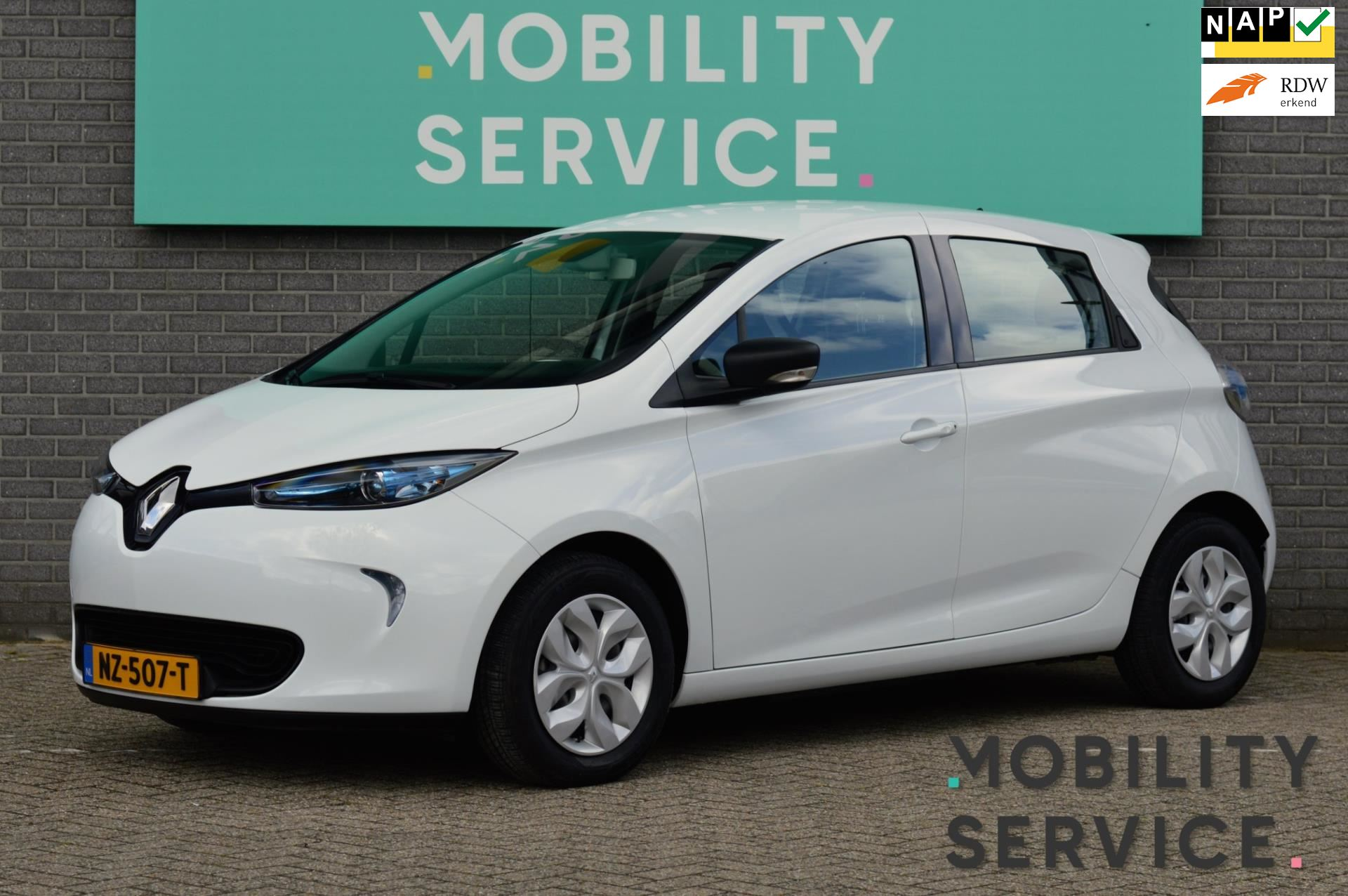 Renault ZOE occasion - Mobility Service