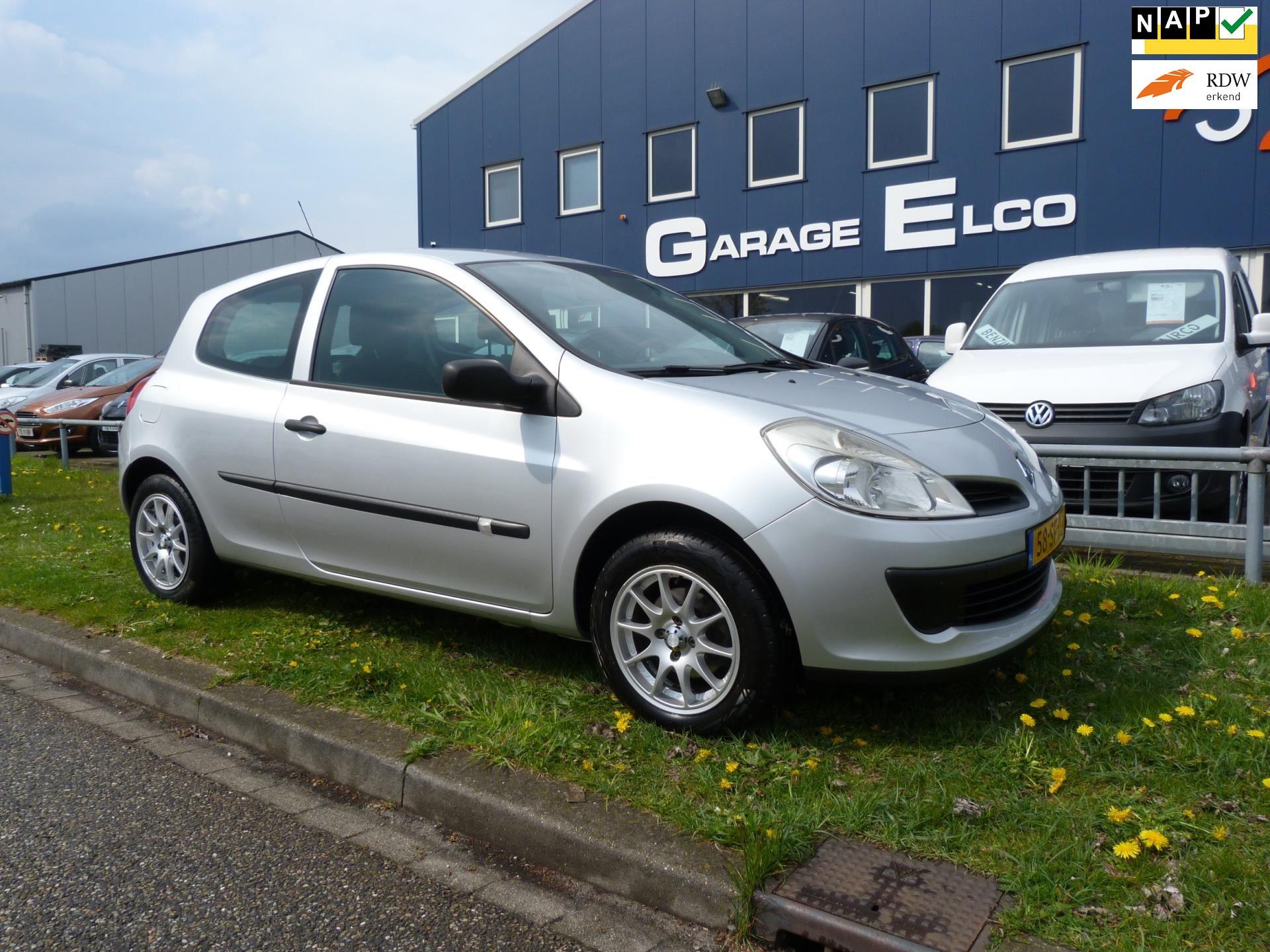 Renault Clio occasion - Garage Elco