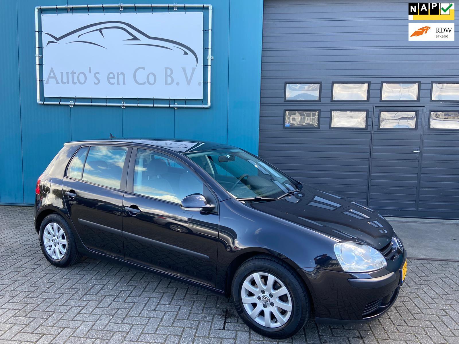 Volkswagen Golf occasion - Auto's en Co B.V.