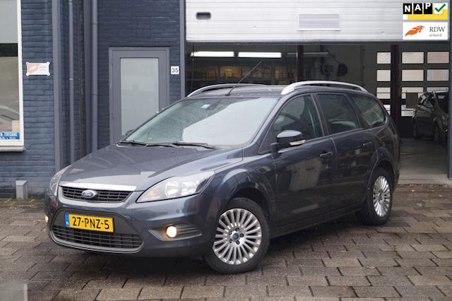 Ford Focus Wagon 1.8 Limited | Clima | Navi | Keyless