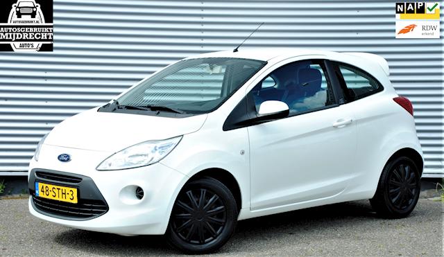 Ford Ka 1.2 Cool & Sound start/stop/dealer onderhouden/elek ramen/2 sleutels