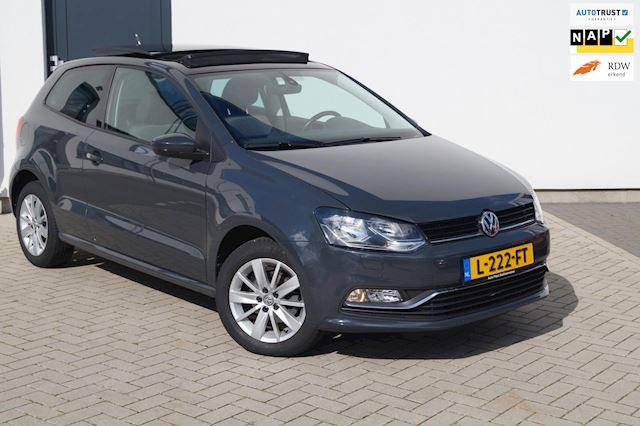 Volkswagen Polo 1.0 * Panorama * Navigatie * Garantie * Cruise Contr. * Inruil Mog.