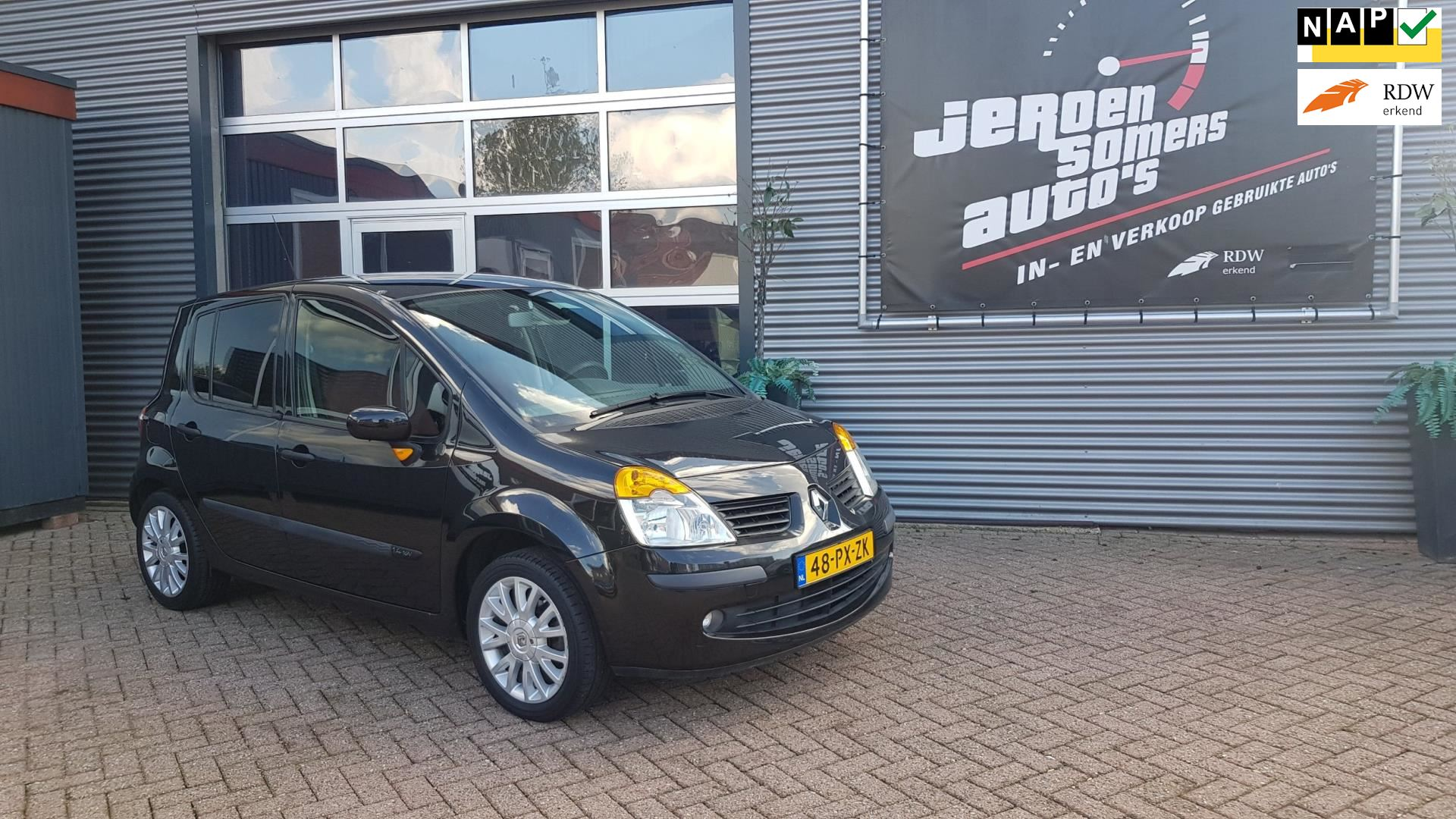 Renault Modus occasion - Jeroen Somers Auto´s