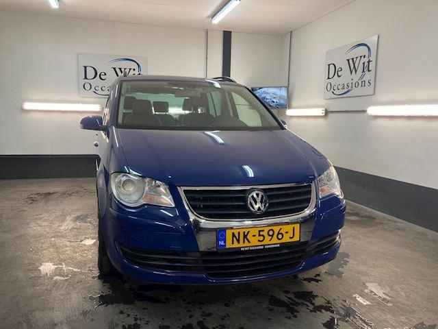 Volkswagen Touran 1.4 TSI Trendline AUTOMAAT incl. NWE APK/GARANTIE. MOOIE AUTO.