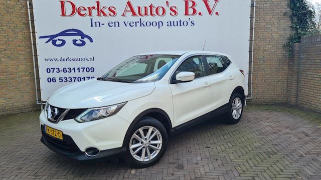 Nissan Qashqai 1.5 dCi Connect Edition