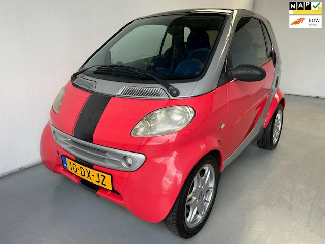 Smart City-coupé Smart & passion Panorama Airco Nieuwe APK