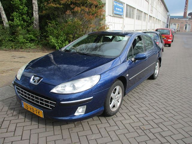 Peugeot 407 2.0 HDiF XR Pack