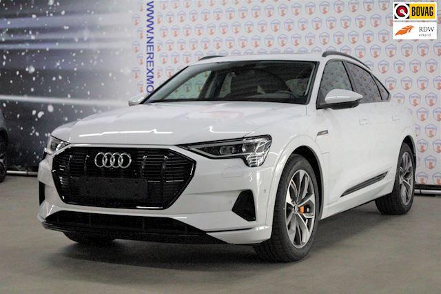 Audi E-tron Sportback occasion - Nerex Motors B.V.
