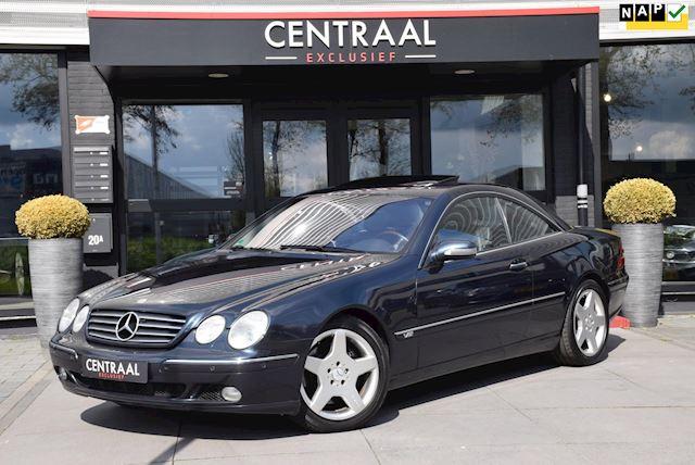 Mercedes-Benz CL-klasse occasion - Centraal Exclusief B.V.