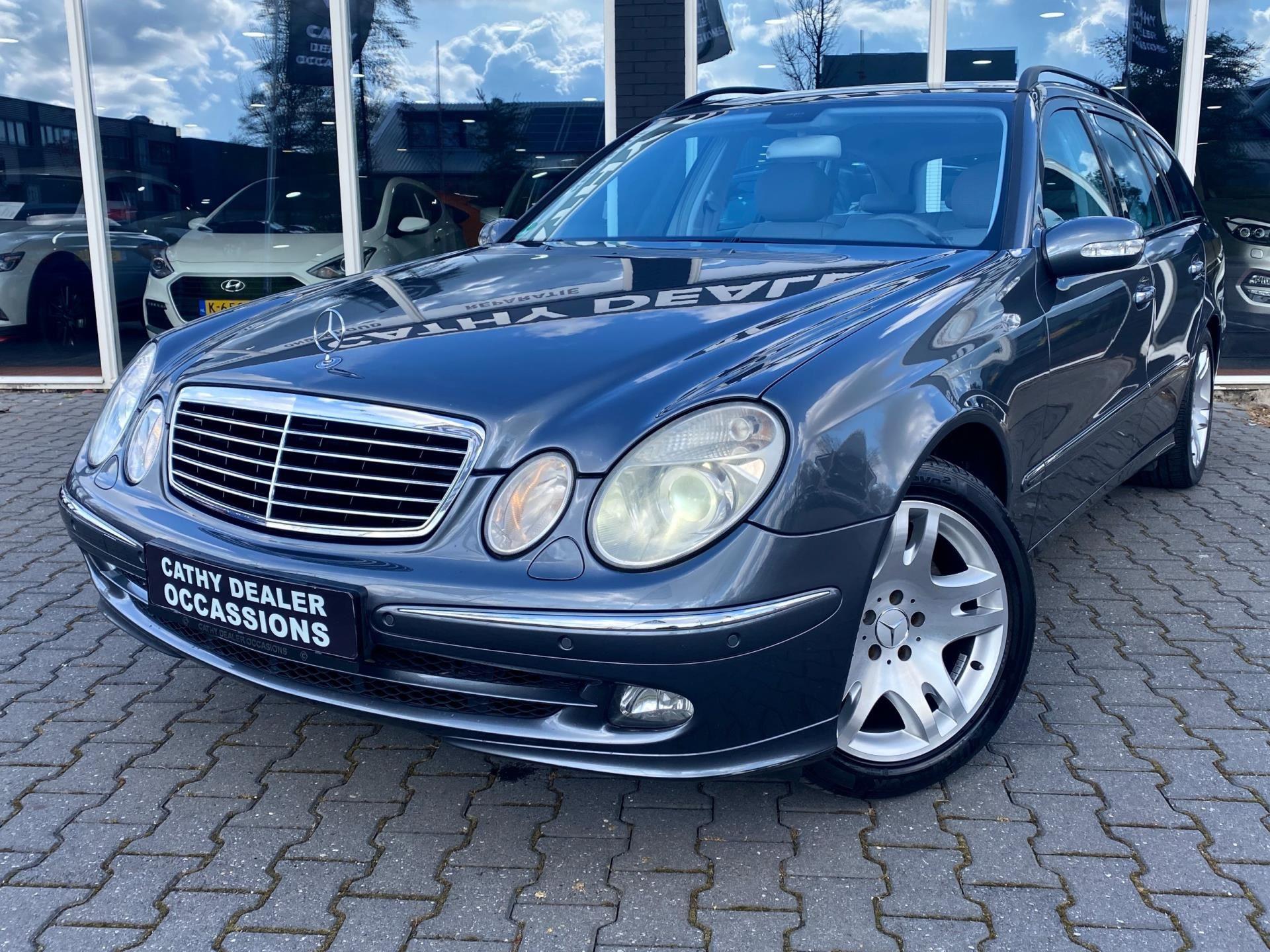 Mercedes-Benz E-klasse Estate occasion - Cathy Dealer Occasions