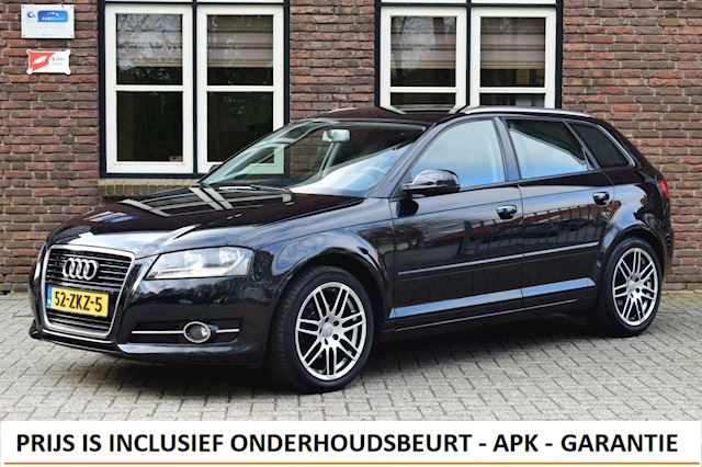 Audi A3 Sportback occasion - Autobedrijf van der Veen