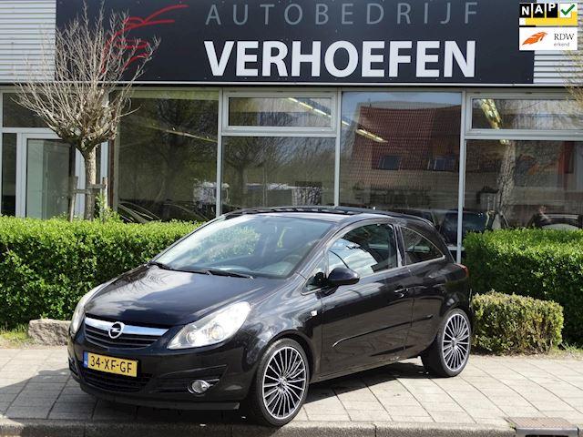 Opel Corsa 1.4-16V Business Sport - AIRCO - CRUISE CONTR - ELEKTRISCHE RAMEN/SPIEGELS !